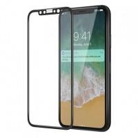 Защитное цветное 3D стекло Mocolo для Apple iPhone X / XS / 11 Pro