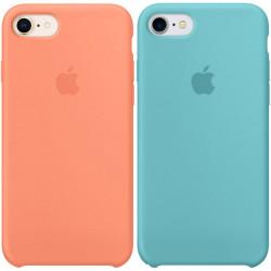 "Уценка Чехол Silicone case (AAA) для Apple iPhone 7 / 8 (4.7"")"