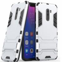 Ударопрочный чехол-подставка Transformer для Xiaomi Pocophone F1 с мощной защитой корпуса