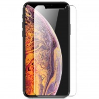 "Защитное стекло Ultra Plus 0.33mm (без упаковки) для Apple iPhone 11 Pro (5.8"") / X / XS"