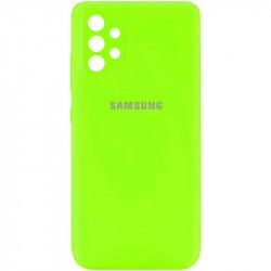 Уценка Чехол Silicone Cover My Color Full Camera (A) для Samsung Galaxy A32 4G