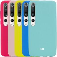 Чехол Silicone Cover Full Protective (AA) для Xiaomi Mi 10 / Mi 10 Pro