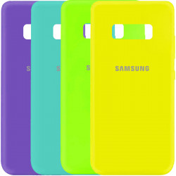 Чехол Silicone Cover My Color Full Protective (A) для Samsung Galaxy S10e