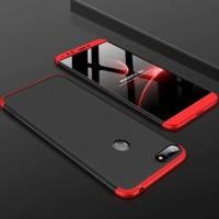 Пластиковая накладка GKK LikGus 360 градусов для Huawei Honor 7A Pro / Y6 Prime 2018