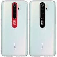 TPU чехол Epic clear flash для Xiaomi Redmi Note 8 Pro