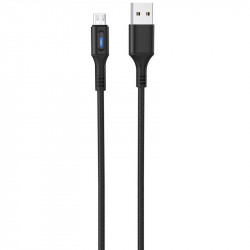 "Дата кабель Hoco U79 ""Admirable Smart Power"" MicroUSB (1.2М)"
