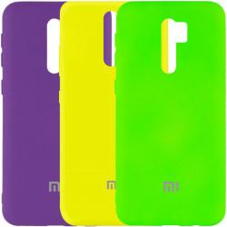 Чехол Silicone Cover My Color Full Protective (A) для Xiaomi Redmi Note 8 Pro