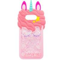 Силиконовый чехол Unicorn 3D для Samsung Galaxy S10e