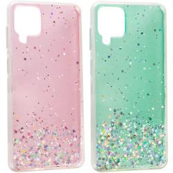 TPU чехол Star Glitter для Samsung Galaxy A12