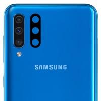 Гибкое ультратонкое стекло Epic на камеру для Samsung Galaxy A50 (A505F)