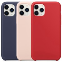 """Чехол Silicone Case without Logo (AA) для Apple iPhone 11 Pro Max (6.5"""")"""