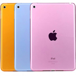 TPU чехол Epic Color Transparent для Apple iPad mini (2019) / mini 4 (2015)