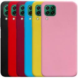 Уценка Силиконовый чехол Candy для Huawei P40 Lite