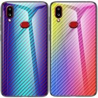 TPU+Glass чехол Twist для Samsung A10s