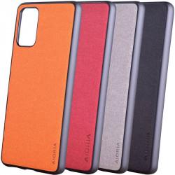 Чехол AIORIA Textile PC+TPU для Samsung Galaxy S20