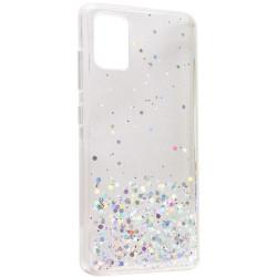 TPU чехол Star Glitter для Samsung Galaxy A52 4G / A52 5G