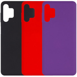 Чехол Silicone Cover Full without Logo (A) для Samsung Galaxy A32 5G