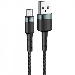 Дата кабель Hoco DU46 Charging USB to MicroUSB (1m)