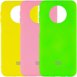 Чехол Silicone Cover My Color Full Protective (A) для Xiaomi Redmi Note 9 5G / Note 9T
