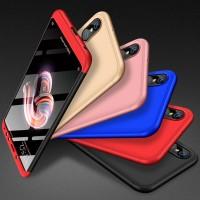 Пластиковая накладка GKK LikGus 360 градусов для Xiaomi Mi 6X / Mi A2