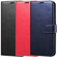 Чехол (книжка) Wallet Glossy с визитницей для Asus ZenFone Max (ZC550KL)