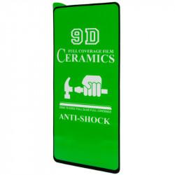 Защитная пленка Ceramics 9D (без упак.) для Xiaomi Redmi Note 9 / Redmi 10X / Note 9T / Note 9 5G