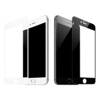 "Защитное стекло 4D 9H (full glue) (без упаковки) для Apple iPhone 7 / 8 / SE (2020) (4.7"")"