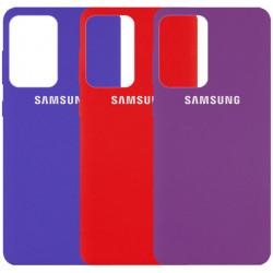 Чехол Silicone Cover Full Protective (AA) для Samsung Galaxy A32 4G
