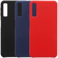 Силиконовый чехол Deen Silicone Case для Samsung A750 Galaxy A7 (2018)