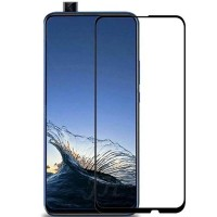 Защитное цветное стекло Mocolo (full glue) на весь экран для Huawei P Smart Z / 9X / 9X Pro
