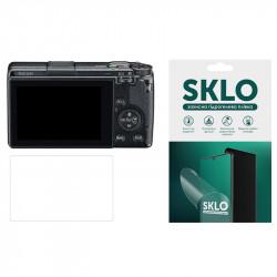 Защитная гидрогелевая пленка SKLO (экран) для RICOH Gr III