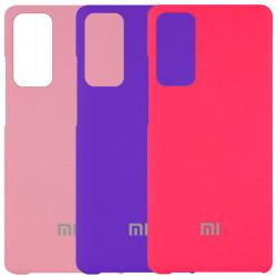 Чехол Silicone Cover (AAA) для Xiaomi Mi 10T / Mi 10T Pro