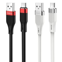 "Дата кабель Hoco U72 ""Forest Silicone"" MicroUSB (1.2М)"