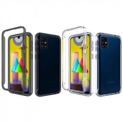 Чехол TPU+PC Full Body с защитой 360 для Samsung Galaxy A51