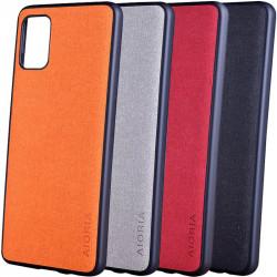 Чехол AIORIA Textile PC+TPU для Samsung Galaxy A31