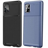 TPU чехол iPaky Kaisy Series для Samsung Galaxy A51