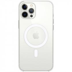 "Чехол Clear Case MagSafe (АА) для Apple iPhone 12 Pro Max (6.7"")"