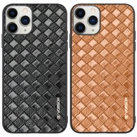 "Кожаная накладка VORSON Braided leather series для Apple iPhone 11 Pro Max (6.5"")"