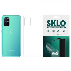 Защитная гидрогелевая пленка SKLO (тыл) для OnePlus 8