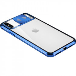 "Уценка Чехол Camshield 360 Metall+Glass со шторкой для камеры для Apple iPhone XS Max (6.5"")"