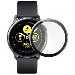 Полимерная пленка 3D (full glue) (тех.пак) для Samsung Galaxy Watch Active 2 40mm