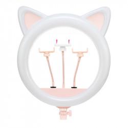 Кольцевая лампа Cat, RK-45, 50см