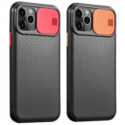 "Чехол Camshield Black TPU со шторкой защищающей камеру для Apple iPhone 11 Pro Max (6.5"")"