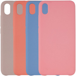 Чехол Silicone Cover without Logo (AA) для Xiaomi Redmi 7A