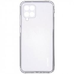 Уценка TPU чехол GETMAN Clear 1,0 mm для Samsung Galaxy A12