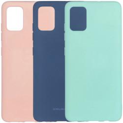 TPU чехол Molan Cano Smooth для Samsung Galaxy A03s