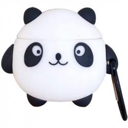 Силиконовый футляр Panda для наушников AirPods 1/2