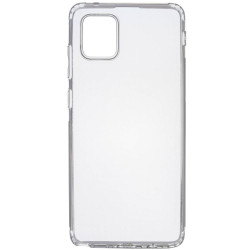 TPU чехол GETMAN Transparent 1,0 mm для Samsung Galaxy Note 10 Lite (A81)