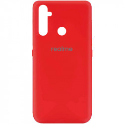 Уценка Чехол Silicone Cover My Color Full Protective (A) для Realme C3