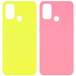 Уценка Чехол Silicone Cover Full without Logo (A) для Oppo A53 / A32 / A33